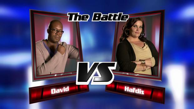 David vs. Hafdis