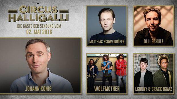 Circus HalliGalli - 02.05.