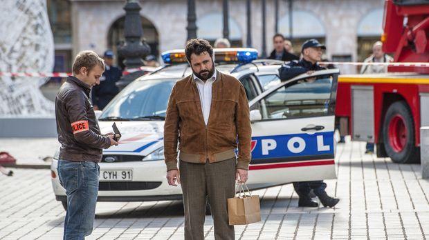 The Cop - Crime Scene Paris - Kommissar Normand (Celyn Jones) ist wieder mitt...