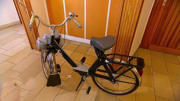 altes solex moped ist ein echtes sammlerst ck. Black Bedroom Furniture Sets. Home Design Ideas