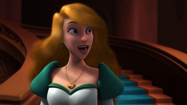 Prinzessin Odette ist überglücklich: Zum ersten Mal wird sie mit ihrem gelieb...