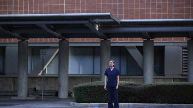 Trifft eine lebensverändernde Entscheidung: Meredith (Ellen Pompeo) ... © ABC...
