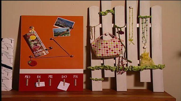 pinnwand basteln materialien und ideen sat 1 ratgeber. Black Bedroom Furniture Sets. Home Design Ideas