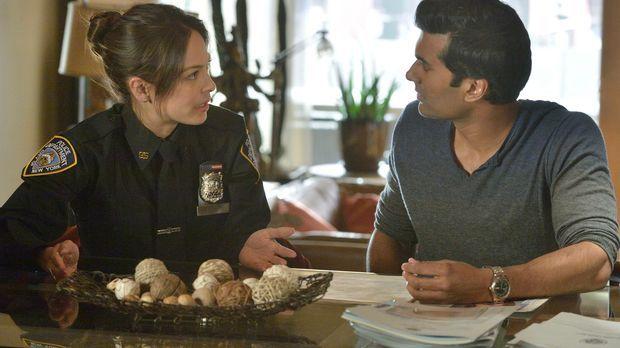 Nach einer romantischen Nacht mit Catherine wird Vincent von der Polizei in i...