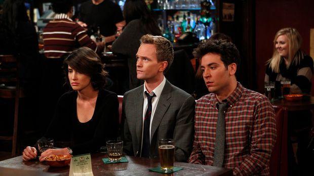 Können nicht glauben, dass Marshall und Lily nach Long Island ziehen und sie...