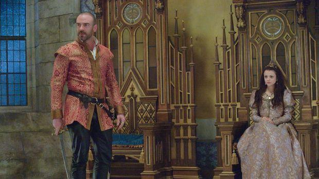 Reign - Für Henry II. (Alan Van Sprang, l.) sind Menschen nur Figuren in sein...