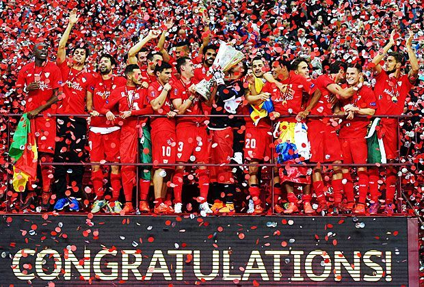 FC Sevilla Europa League Sieger