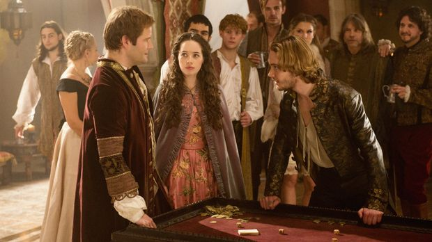 Reign - Ein Spiel © Christos Kalohoridis 2013 The CW Network, LLC. All rights...