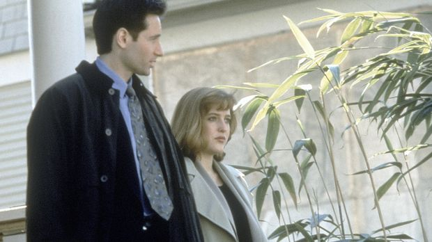 (2. Staffel) - Während die FBI-Agentin und Wissenschaftlerin Scully (Gillian...