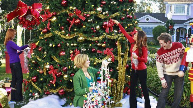 Die Vorbereitungen für das bevorstehende Weihnachtsfest sind im vollen Gange:...