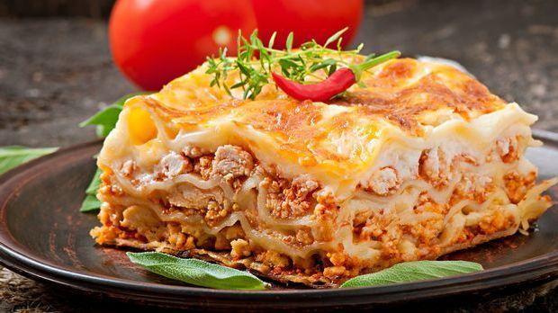 Lasagne-Rezept