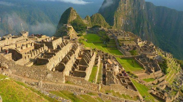 Ruinenstadt der Inka