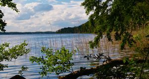 Die Mecklenburger Seenplatte bezaubert auch schon zu Ostern seine Besucher. I...