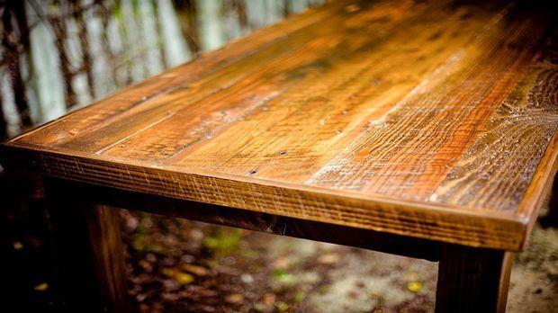 klapptisch selber bauen: anleitung und tipps - sat.1 ratgeber, Garten und Bauen