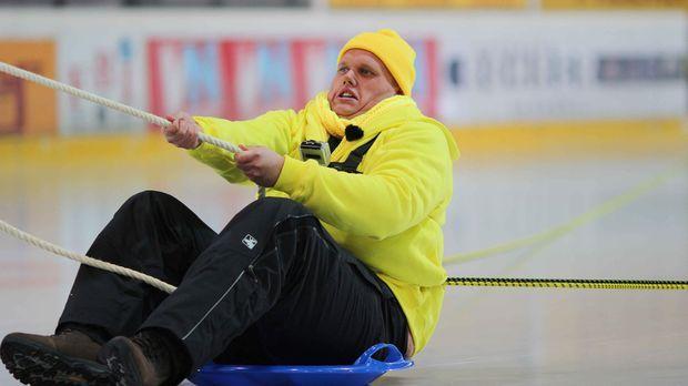 The Biggest Loser - Gibt alles, um zu gewinnen: Pierre ... © SAT.1