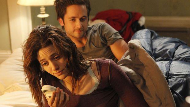 Jetzt, wo sie ausgezogen sind, haben Fiona (Emmy Rossum, l.) und Steve (Justi...