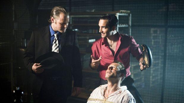 Was ist wohl für die Mafiosi Vittorio und Paolo die beste Methode, um ein ver...