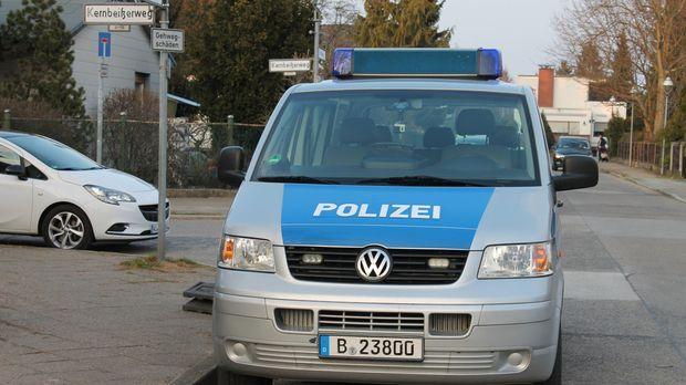 Gewalt in der Familie, Drogenhandel, Diebstahl: Der Polizei-Alltag in Berlin...
