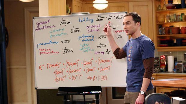 Als Sheldon (Jim Parsons) erfährt, dass sich Leonard auf Anraten seines Arzte...