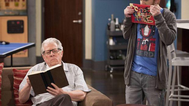 Da ist wohl einer gar nicht begeistert, dass sein Sohn Eli (Seth Green, r.) i...