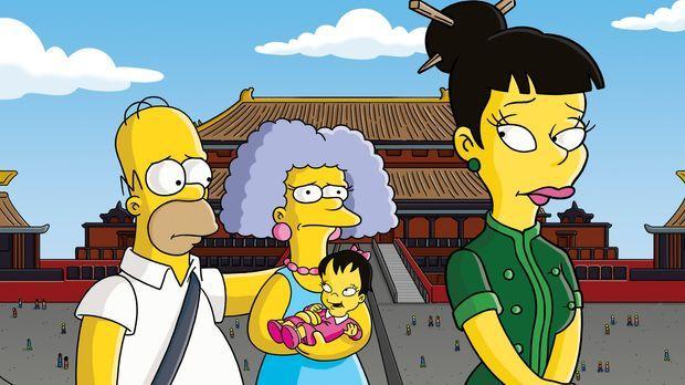 Selma (M.) entschließt sich, ein Kind zu adoptieren. Und da dies am einfachst...