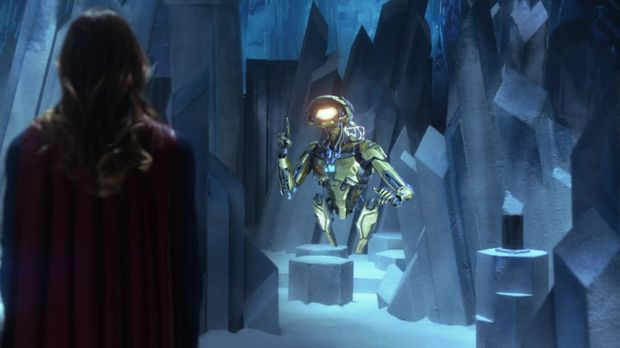 Supergirl - Supergirl - Preview - Folge 15: Supermans Geheime Festung