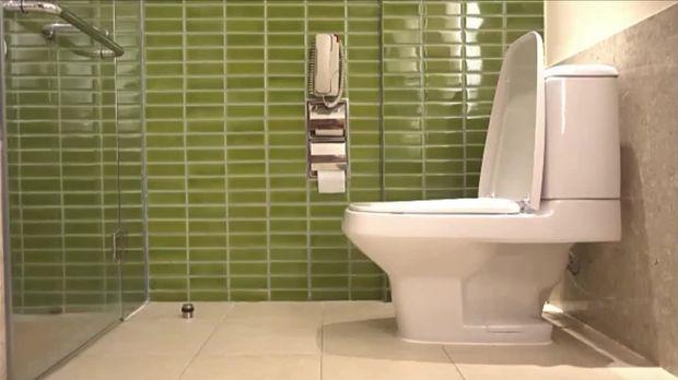 igitt diese stelle im badezimmer putzen die allerwenigsten. Black Bedroom Furniture Sets. Home Design Ideas