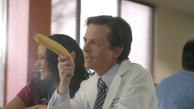Interessiert sich nur noch für die geheime Oase der Ruhe: Dr. Casey (Michael...
