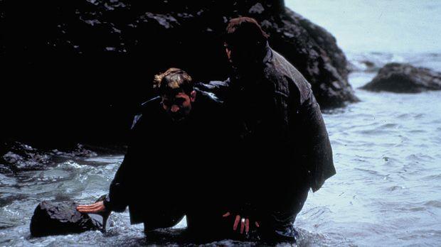 Mike O'Connor (Tygh Runyan, l.) muss erkennen, dass er seinen Kollegen Art St...