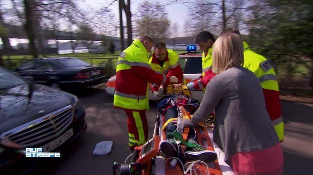 Vorschau: Polizei verhindert Selbstjustiz nach Autounfall