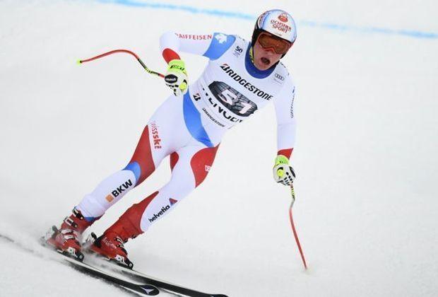 Niels Hintermann war selber vom Sieg überrascht