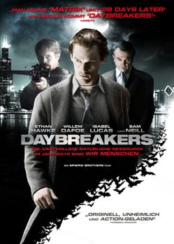 Daybreakers - DAYBREAKERS - Plakatmotiv - Bildquelle: 2010 Tiberius Film GmbH...