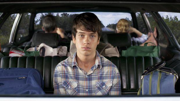 Eigentlich wollte der 14-jährige Duncan (Liam James) unter keinen Umständen m...