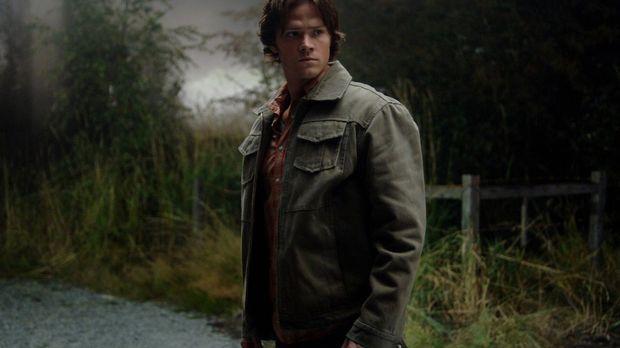Sam (Jared Padalecki) und Dean untersuchen eine Kleinstadt, die von einer Rei...
