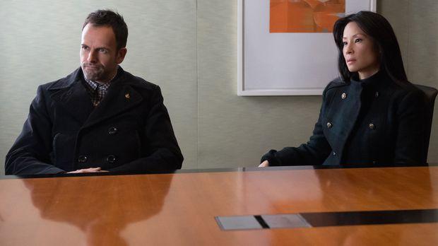 Ermitteln in einem neuen Fall: Sherlock Holmes (Jonny Lee Miller, l.) und Dr....