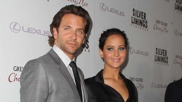 Jennifer Lawrence und Bradley Cooper: Schon wieder ein gemeinsamer Film