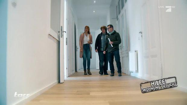 Taff video hilfe wohnung gesucht 4 prosieben for Wohnung dekorieren hilfe