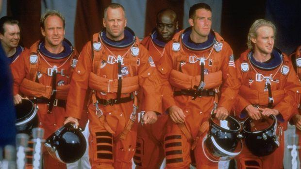 Armageddon - Das Jüngste Gericht - Bohrexperte Harry Stamper (Bruce Willis, 3...