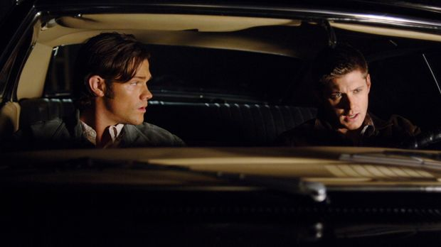 Nach vier Monaten in der Hölle erwacht Geisterjäger Dean Winchester (Jensen A...