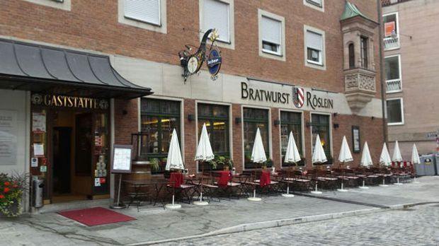 Bratwurst-Roeslein