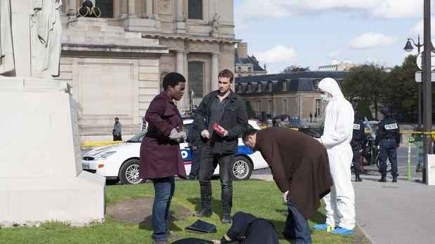The Cop - Crime Scene Paris - In der Nähe eines Militärstützpunktes wird eine...