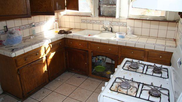 Tarek und Christina kaufen ein Haus im spanischen Baustil aus den 20er Jahren...