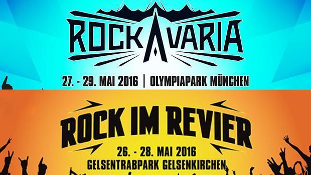 Rockavaria+Rock im Ring