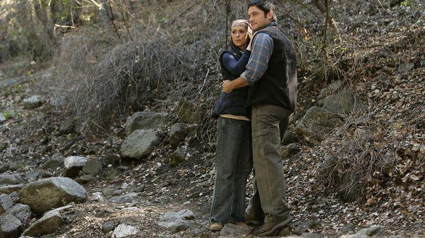 Die kleine Becca ist von zuhause weggelaufen, weil sie wie Melinda (Jennifer...