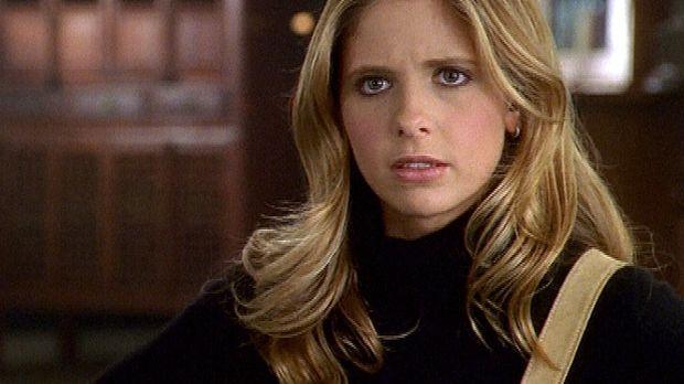 Buffy (Sarah Michelle Gellar) hat eine schockierende Entdeckung gemacht und s...