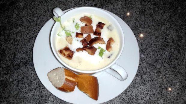 Alles von der Tanke _ Kartoffelsuppe