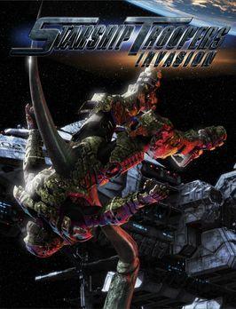 Starship Troopers: Invasion - STARSHIP TROOPERS: INVASION - Plakatmotiv - Bil...