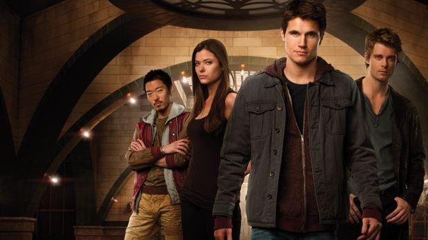 The Tomorrow People: Die Gruppe Jugendlicher mit übernatürlichen Kräften best...