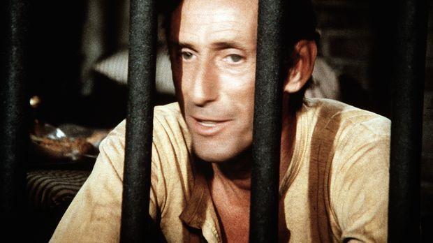 Yancy Tucker (Robert Donner) sitzt wegen Hühnerdiebstahls im Gefängnis. Er mu...