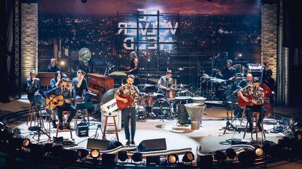 Revolverheld MTV Unplugged